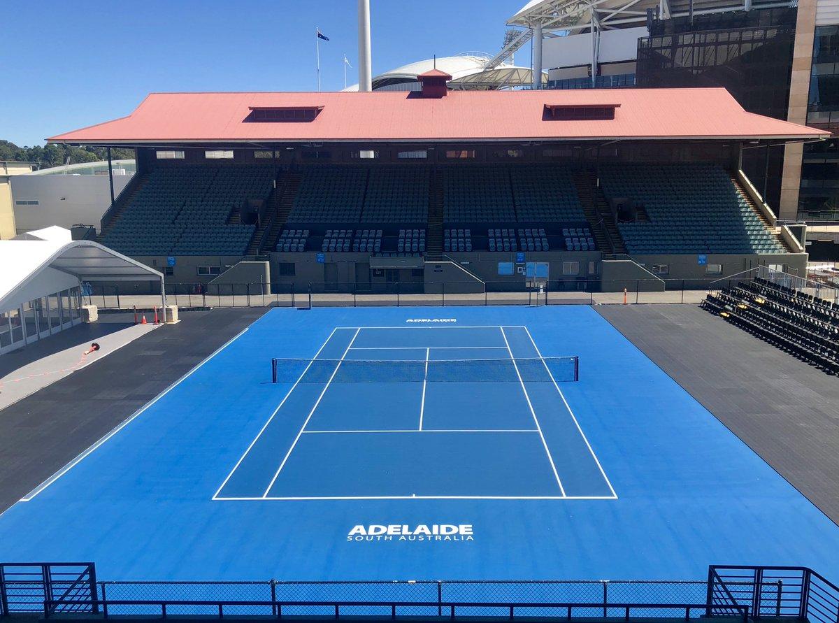 Adelaide International 2021